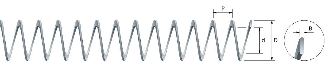 Spirali flessibili in acciaio per trasporto cippato, biomasse per caldaie e mangimi per impianti zootecnici di alimentazione automatica_02