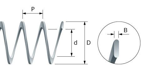 Spirali flessibili in acciaio per trasporto cippato, biomasse per caldaie e mangimi per impianti zootecnici di alimentazione automatica_mobile