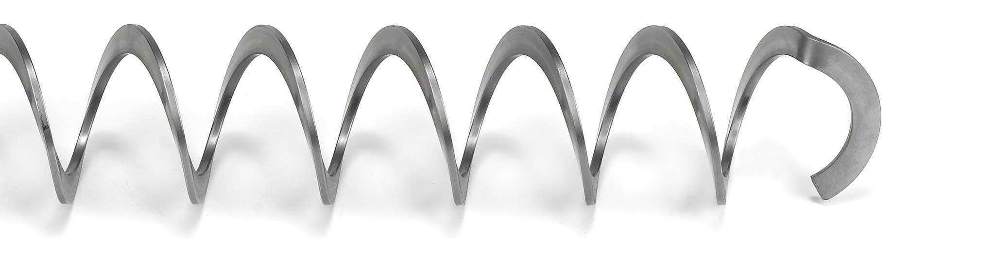 Turbolatori a molla con gancio per scambiatori di calore verticali - Eurospiral