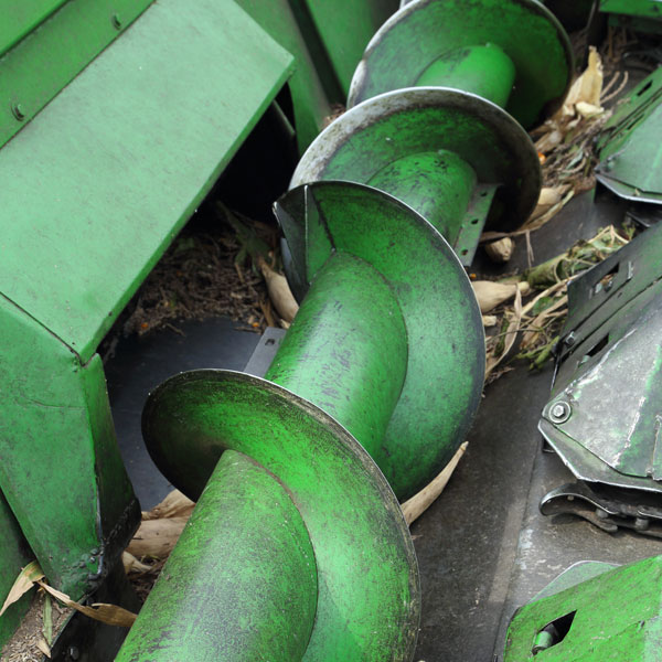 INDUSTRIAL AND AGRICULTURAL EQUIPMENTS - Auger conveyors - Eurospiral